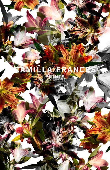 Camilla Frances gold wedding invitation ideas
