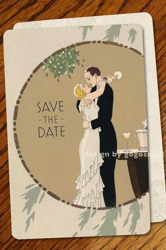 Wedding Invitation Art 2