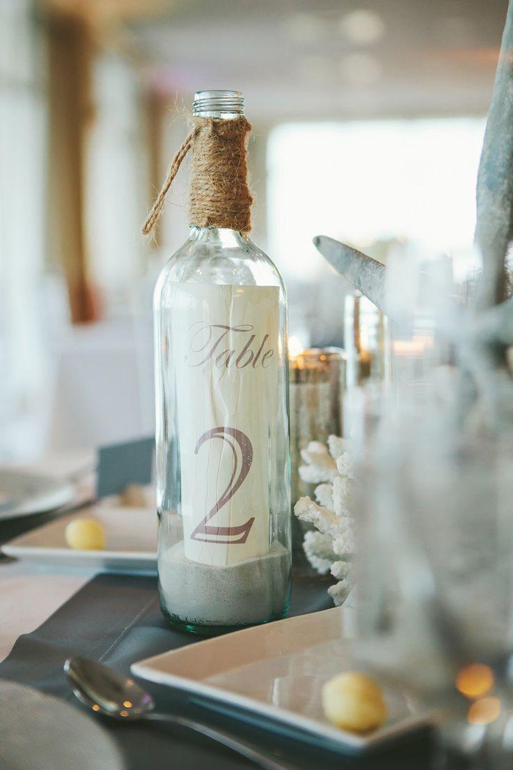 Beach Wedding Theme Invitations to Love menu 6