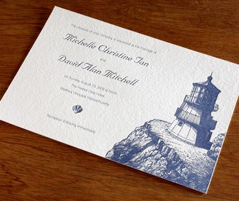 Beach Wedding Theme Invitations to Love 11