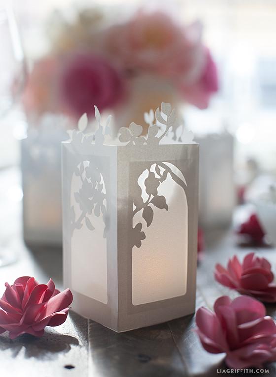 wedding decor light lantern