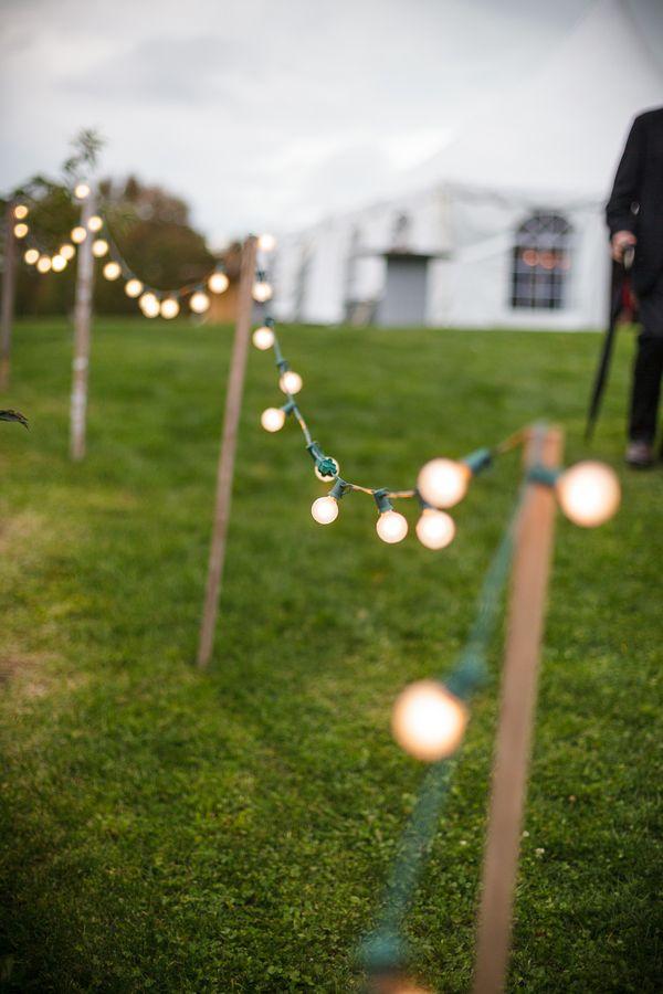 wedding decor light ping pong
