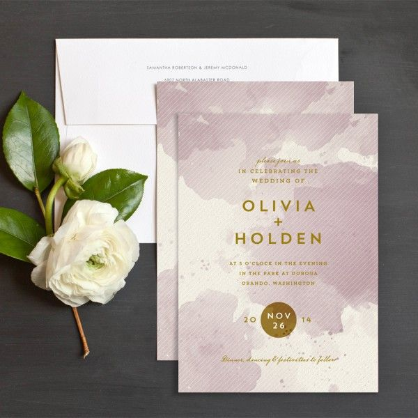 Wedding Stationery to Match Your Venue