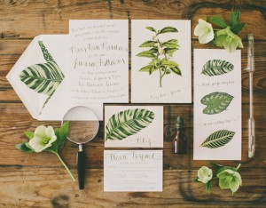 Wedding Stationary to Match Your Venue