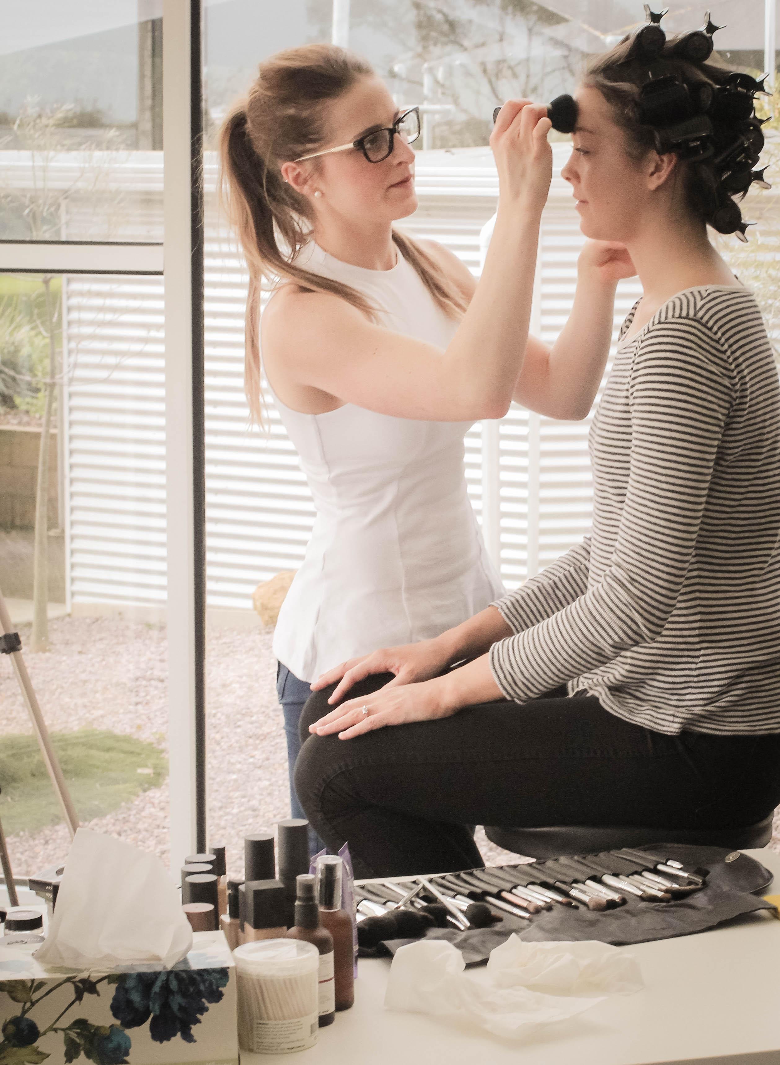 Warrnambool Wedding Vendors: Makeup by Sarah