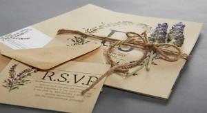 rustic wedding invitation 15