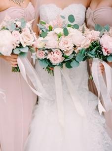 Rose Quartz wedding example 1