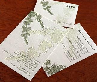 Smoke green wedding example 1