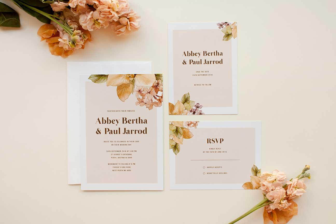 wedding stationery checklist 4
