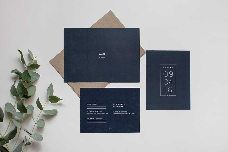 wedding stationery checklist 2