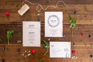 Wedding Stationery & Wedding Cards