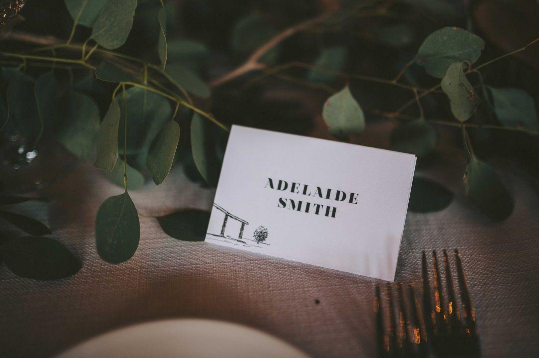Adelaide and Nathaniel Real Wedding