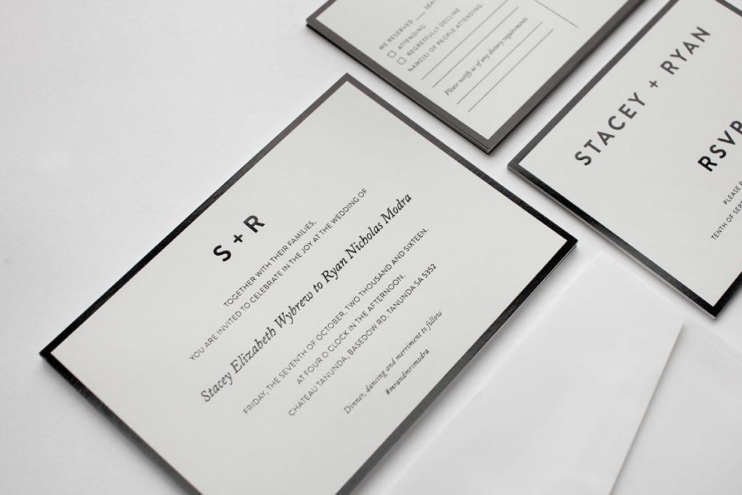 Perfect Wedding Paper Goods