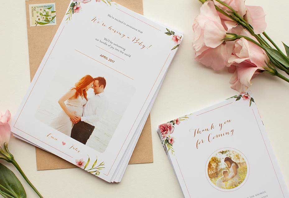 Baby Shower Card Messages