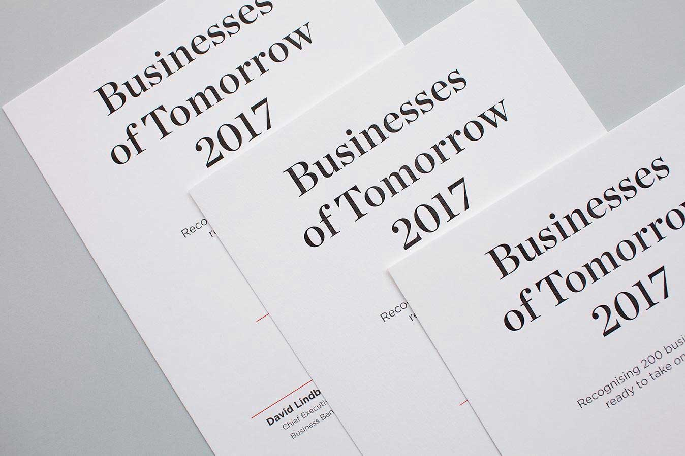 Business of Tomorrow