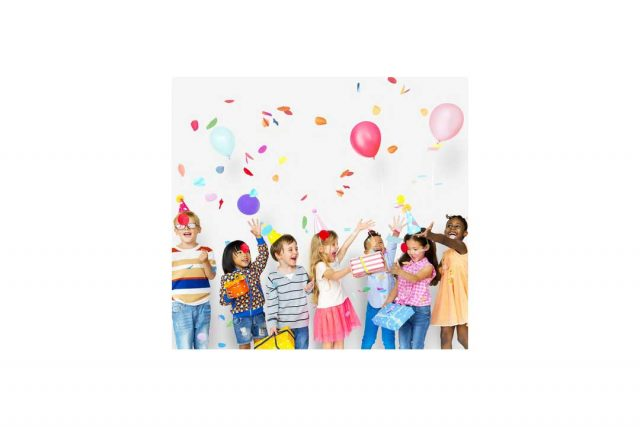 Kids Birthday Themes