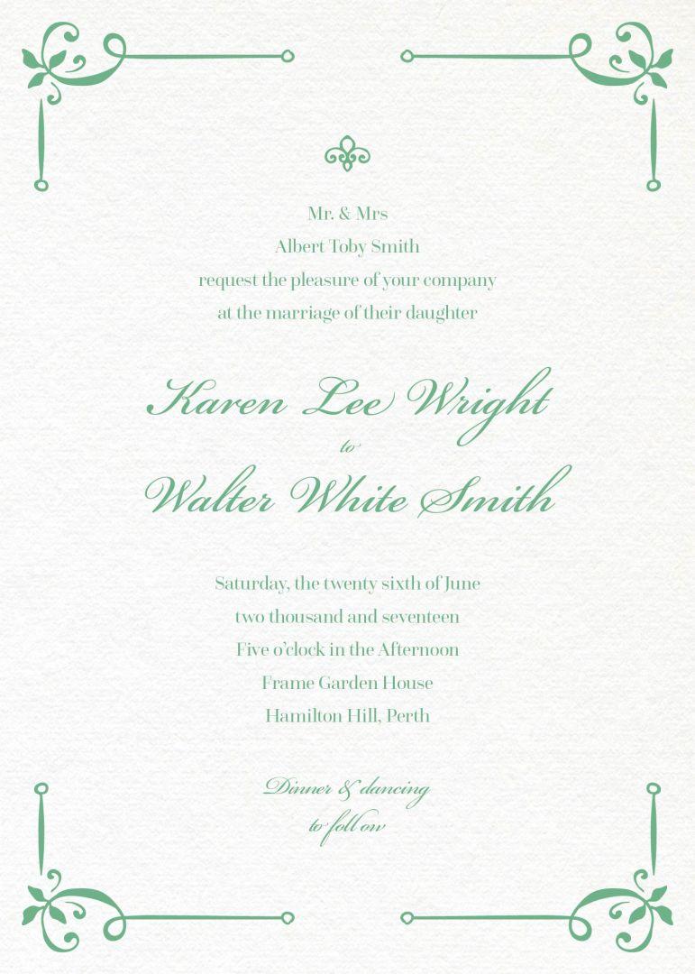Pop Culture Wedding Invitations Paperlust