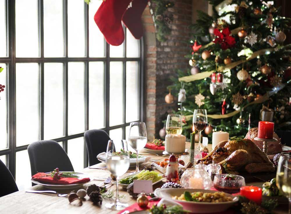 Christmas party venue