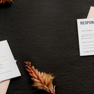 Accepting or Declining a Wedding Invitation