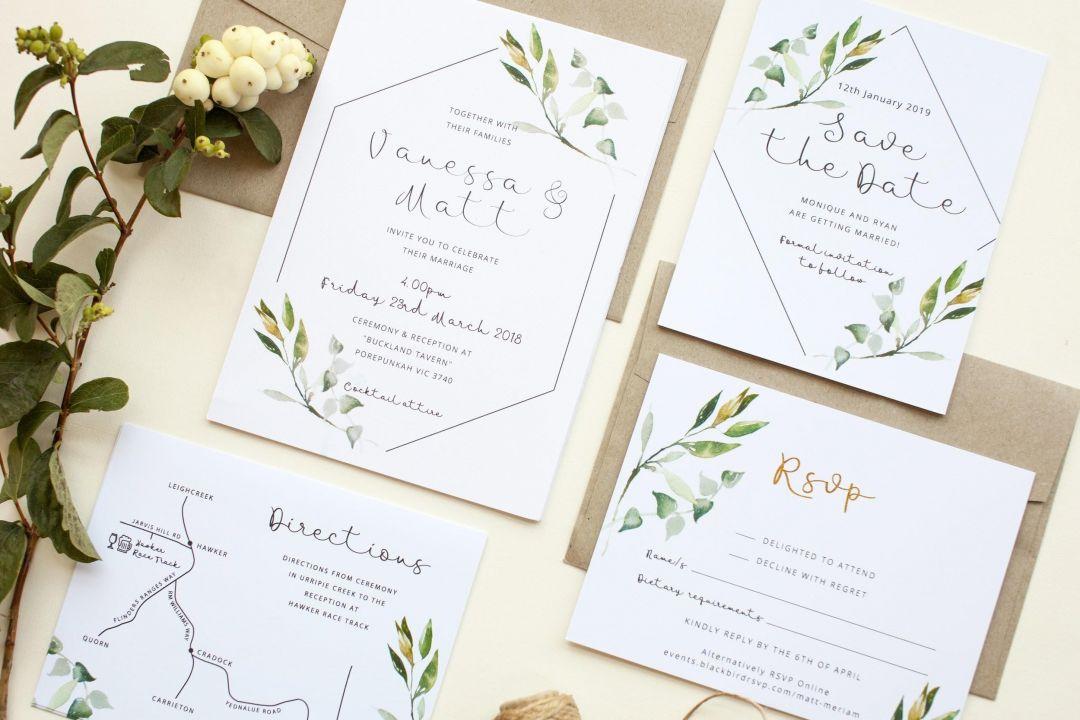 Accepting or Declining a Wedding Invitation